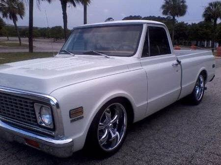 1972 Chevrolet C/K 20 Series for sale at Haggle Me Classics in Hobart IN