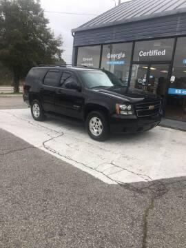2012 Chevrolet Tahoe for sale at Georgia Certified Motors in Stockbridge GA