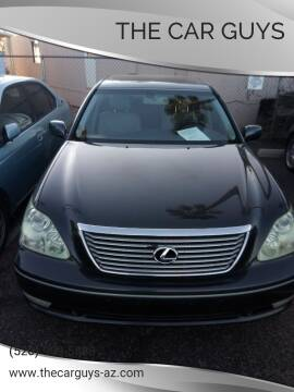 2004 Lexus LS 430 for sale at The Car Guys in Tucson AZ
