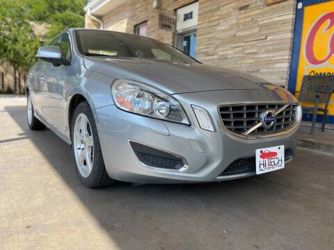 2013 Volvo S60 for sale at Hi-Tech Automotive - Congress in Austin TX