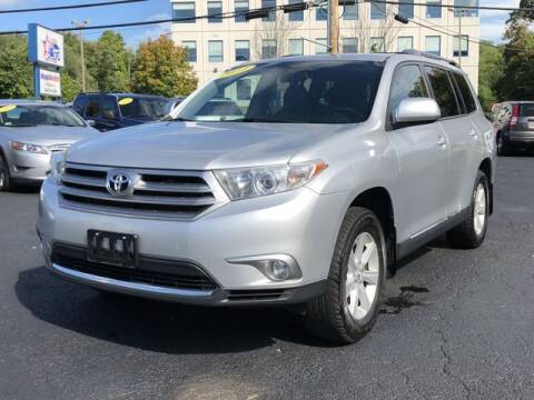 2013 Toyota Highlander for sale at All Star Auto  Cycle in Marlborough MA