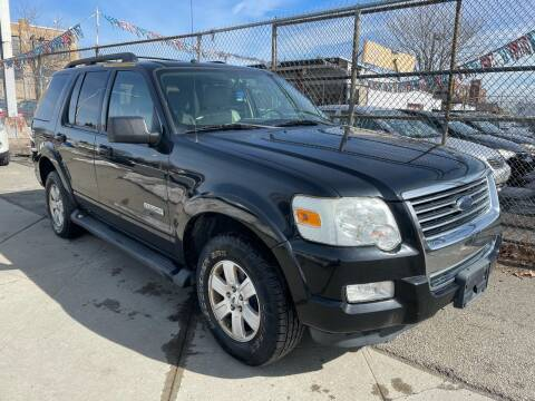 2008 Ford Explorer for sale at Dennis Public Garage in Newark NJ