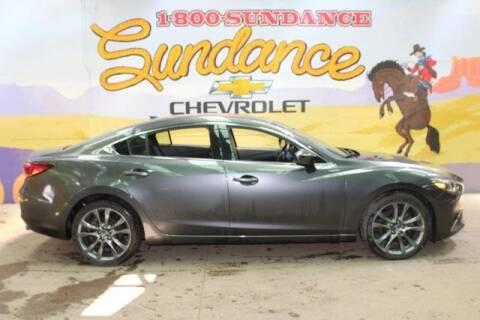 2017 Mazda MAZDA6 for sale at Sundance Chevrolet in Grand Ledge MI