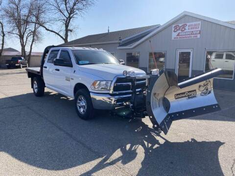 2018 RAM Ram Pickup 3500 for sale at B & B Auto Sales in Brookings SD