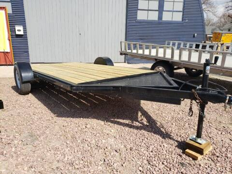 2022 ALLURE 7112-STEEL for sale at ALL STAR TRAILERS Utilities in , NE