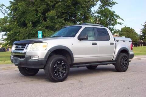 2007 Ford Explorer Sport Trac for sale at Park N Sell Express in Las Cruces NM