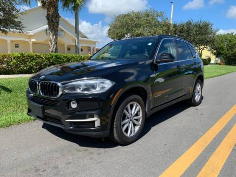 2015 BMW X5 for sale at GTR Motors in Davie FL