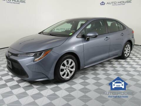 2020 Toyota Corolla for sale at AUTO HOUSE TEMPE in Tempe AZ