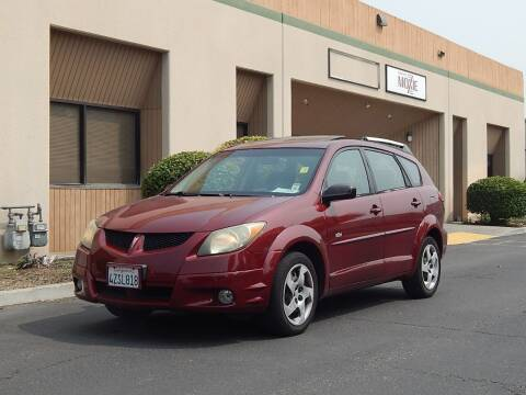 2003 Pontiac Vibe for sale at Crow`s Auto Sales in San Jose CA
