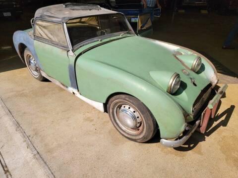 1959 Austin Sprite