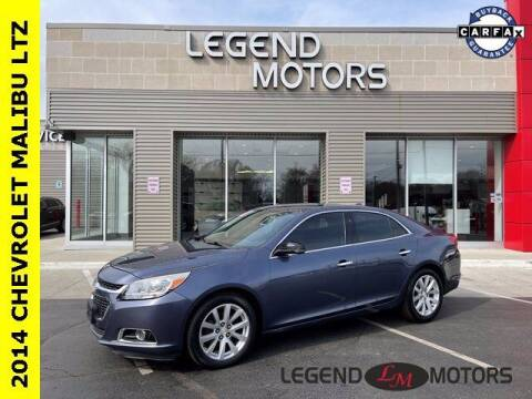 2014 Chevrolet Malibu for sale at Legend Motors of Detroit - Legend Motors of Waterford in Waterford MI