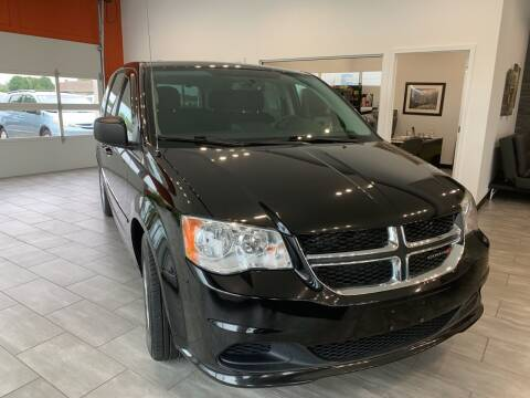 2015 Dodge Grand Caravan for sale at Evolution Autos in Whiteland IN