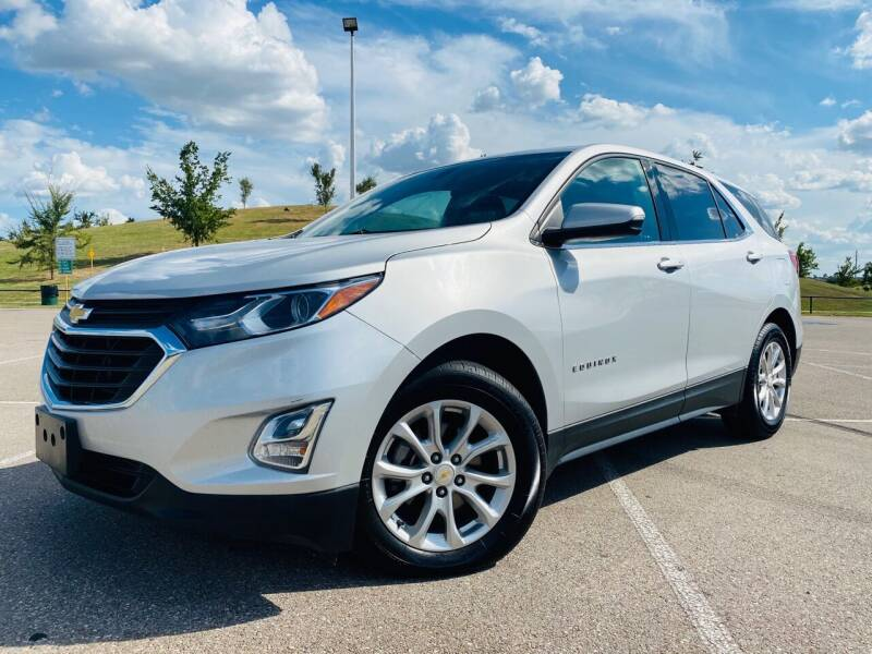 2018 Chevrolet Equinox for sale at AUTO DIRECT in Houston TX