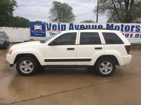2005 Jeep Grand Cherokee for sale at Velp Avenue Motors LLC in Green Bay WI