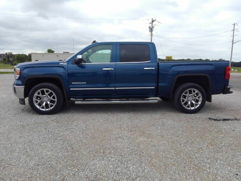 2015 GMC Sierra 1500 for sale at KESLER AUTO SALES in St. Libory IL