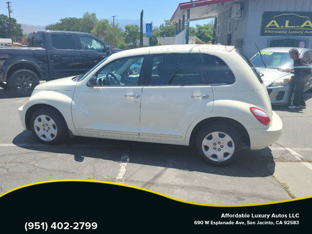 2007 Chrysler PT Cruiser for sale at Affordable Luxury Autos LLC in San Jacinto CA