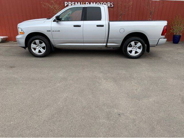 2010 Dodge Ram Pickup 1500 for sale at PREMIERMOTORS  INC. in Milton Freewater OR