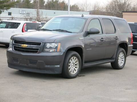 2011 Chevrolet Tahoe Hybrid for sale at United Auto Service in Leominster MA