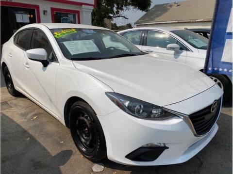 2016 Mazda MAZDA3 for sale at Dealers Choice Inc in Farmersville CA