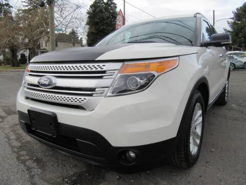 2012 Ford Explorer for sale at PRESTIGE IMPORT AUTO SALES in Morrisville PA
