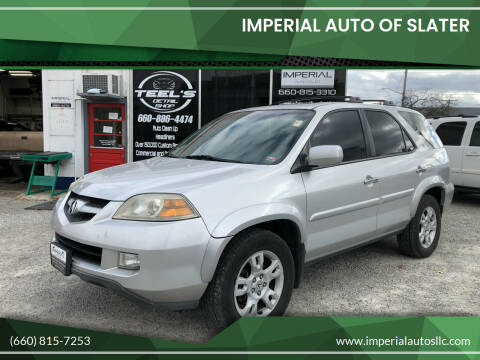 2006 Acura MDX for sale at Imperial Auto of Marshall - Imperial Auto Of Slater in Slater MO