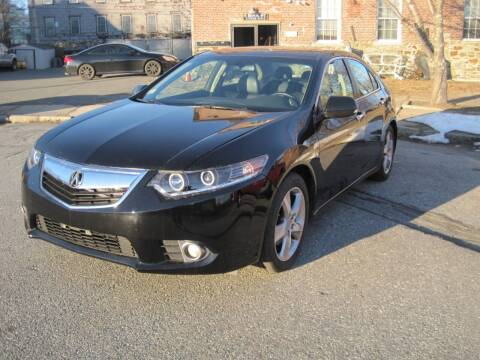 2012 Acura TSX for sale at EBN Auto Sales in Lowell MA