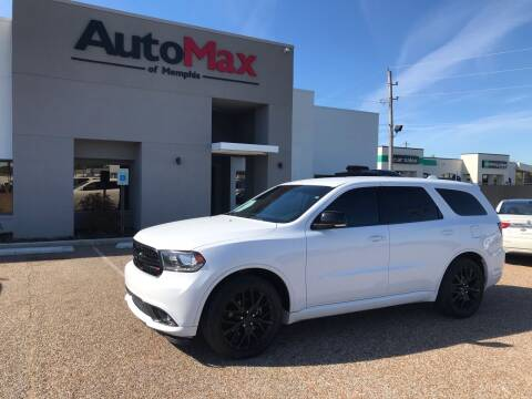 2016 Dodge Durango for sale at AutoMax of Memphis in Memphis TN