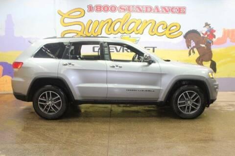 2017 Jeep Grand Cherokee for sale at Sundance Chevrolet in Grand Ledge MI