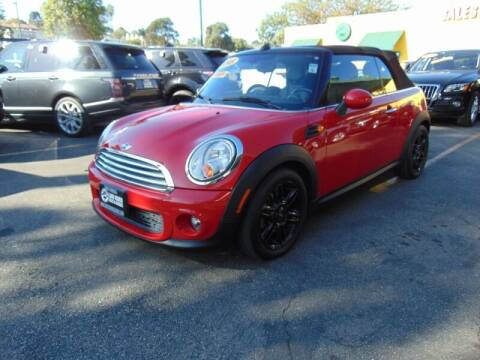 2015 MINI Convertible for sale at Santa Monica Suvs in Santa Monica CA