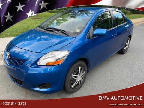 2010 Toyota Yaris for sale at DMV Automotive in Falls Church VA