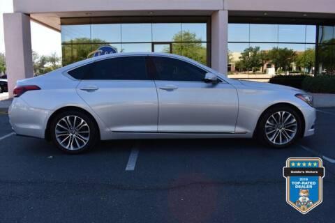 2016 Hyundai Genesis for sale at GOLDIES MOTORS in Phoenix AZ