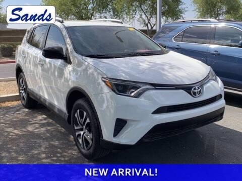 2016 Toyota RAV4 for sale at Sands Chevrolet in Surprise AZ
