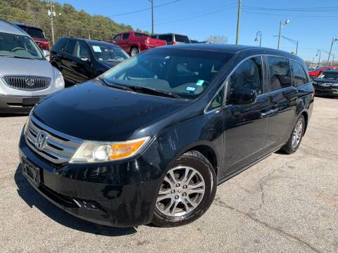 2011 Honda Odyssey for sale at Philip Motors Inc in Snellville GA