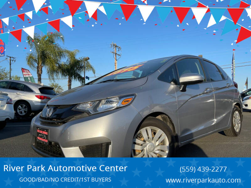 2017 Honda Fit for sale at River Park Automotive Center in Fresno CA
