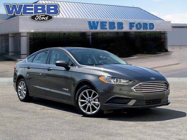 2017 Ford Fusion Hybrid for sale in Highland, IN
