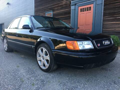 1994 Audi S4 for sale at Forza in Gaylordsville CT