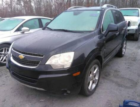 2014 Chevrolet Captiva Sport for sale at Dad's Auto Sales in Newport News VA