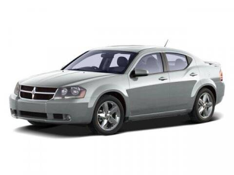 2010 Dodge Avenger for sale at The Back Lot in Lebanon PA