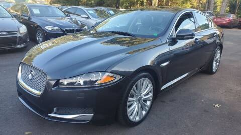 2012 Jaguar XF for sale at GA Auto IMPORTS  LLC in Buford GA