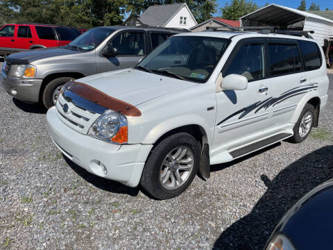 2006 Suzuki XL7 for sale at DOUG'S USED CARS in East Freedom PA