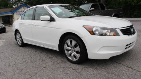 2009 Honda Accord for sale at NORCROSS MOTORSPORTS in Norcross GA