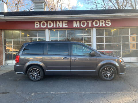 2017 Dodge Grand Caravan for sale at BODINE MOTORS in Waverly NY