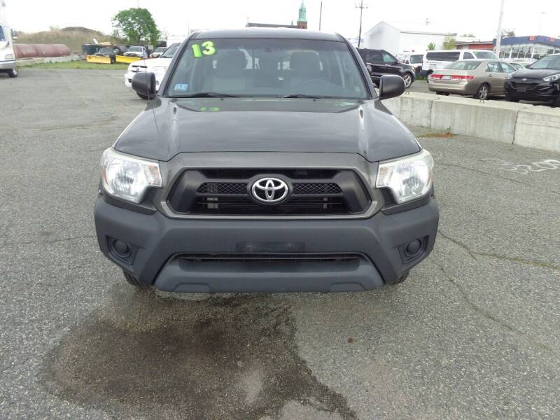 2013 Toyota Tacoma for sale at Merrimack Motors in Lawrence MA