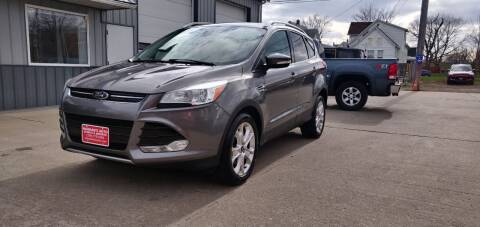 2014 Ford Escape for sale at Habhab's Auto Sports & Imports in Cedar Rapids IA