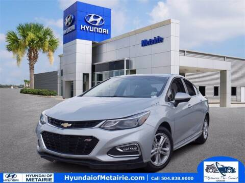 2017 Chevrolet Cruze for sale at Metairie Preowned Superstore in Metairie LA