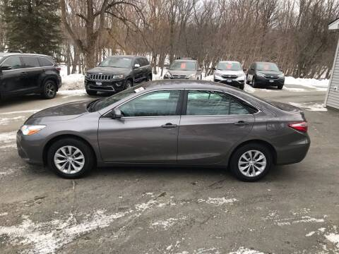 2016 Toyota Camry for sale at MICHAEL MOTORS in Farmington ME