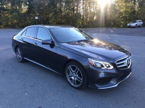 2014 Mercedes-Benz E-Class for sale at AFFORDABLE IMPORTS in New Hampton NY