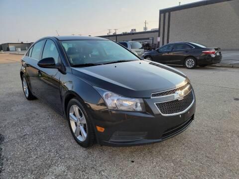 2014 Chevrolet Cruze for sale at Image Auto Sales in Dallas TX
