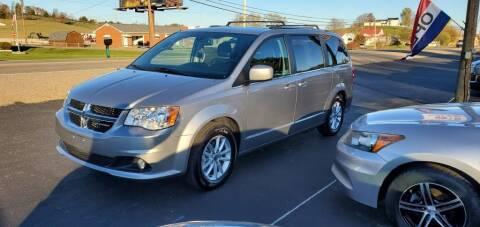 2019 Dodge Grand Caravan for sale at Gallia Auto Sales in Bidwell OH