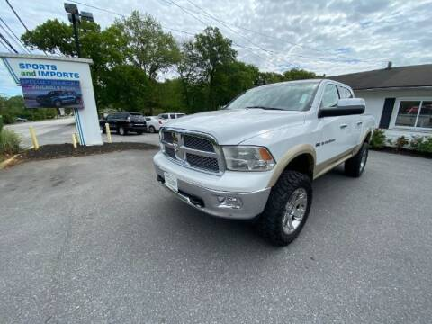 2011 RAM Ram Pickup 1500 for sale at Sports & Imports in Pasadena MD